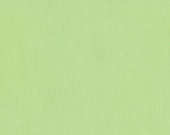 Honey Dew, Kona Cotton, Robert Kaufman Fabrics , 1/2 Yard