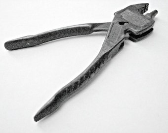 Vintage Eifel Flash SLS Chicago Plierench Patent 5216  Adjustable Wrench Vice Grip Pliers Wire Cutter Screwdriver Antique Hand Tool