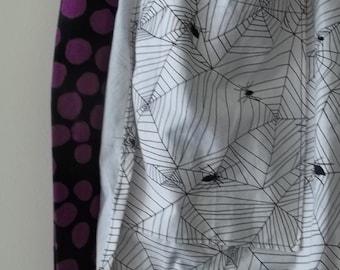 Woman's Spider Half Apron