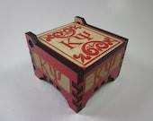 Kappa Psi Keepsake Box - Greek Letters