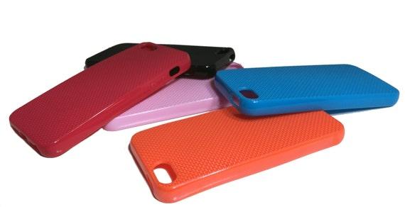 iPhone 5/5s Cross Stitch Case, High Quality