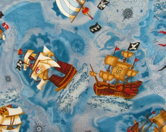 CLEARANCE Timeless Treasure Gayle In Blue (C9900)