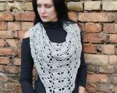 Crochet Pattern Crochet Scarf Pattern Crochet Shawl Pattern Crochet Pattern Scarf  PDF Pattern instant Download