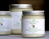 Whipped Body Butter - Organic Body Butter - Body Butter - Shea Butter - Whipped Shea Butter - Vegan Body Butter - Organic Skin Care