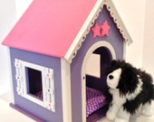 American Girl Doll: Dog House Pinky Purple
