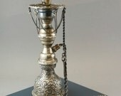 Early 20th Century Persian Silver Incense Burner No.00130 hs