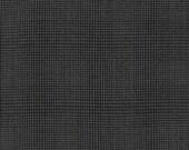 Studio Stash Yarn Dyes Small Check in Black, Jennifer Sampou for Robert Kaufman Fabrics, 100% Woven Cotton Fabric, AJS-14773-2 BLACK