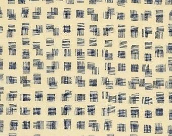 Doe Weave in Meringue, Carolyn Friedlander, Robert Kaufman Fabrics, 100% Cotton Fabric, AFR-15028-292 Meringue