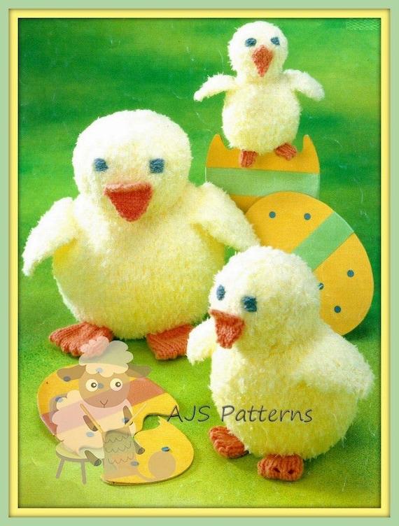 free toy knitting patterns pdf