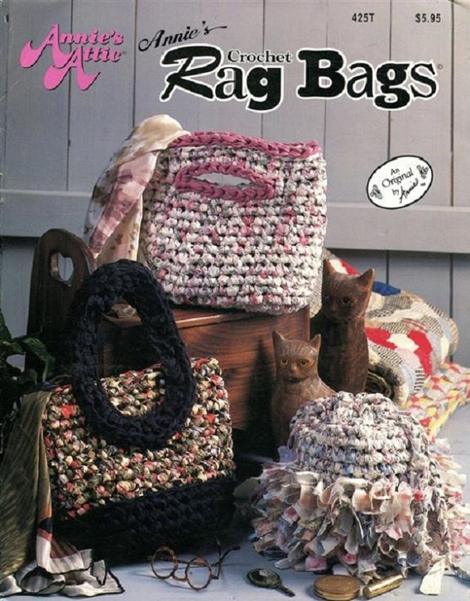Crochet Rag Bag Pattern Legitefo For
