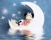 Newborn Cow Photo Prop, Baby Cow Photo Prop, Baby Cow Hat, Newborn Photography Prop, Baby Shower Gift, Newborn Cow Hat, Baby Cow Hat