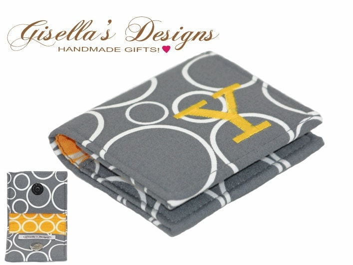 Custom made personalized square business card holder designs for Custom square business cards