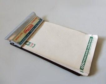 Italian Vintage Notebook For Restaurant Ordinations