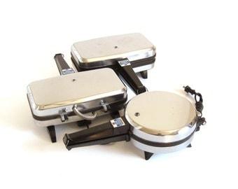 Vitantonio French Sandwich Chef 650 Grill Press or Pizzelle Maker