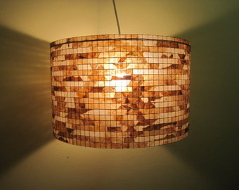 Rustic Lighting Custom Pendant Lighting Lampshade Hanging Pendant Lampada