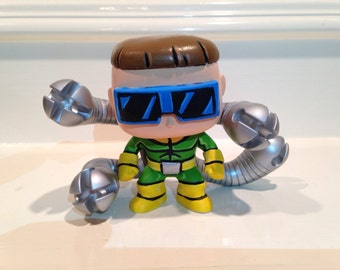 Taskmaster Custom Funko Pop Kidrobot Designer Vinyl By