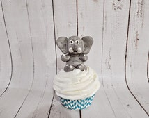 Fake Cupcake Clay Character