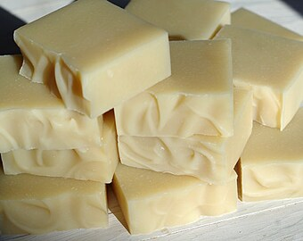 Everyday Soap with Lemon and Lavender - Natural Handmade Soap - Luxury Soap for Sensitive Skin - Natural Skincare
