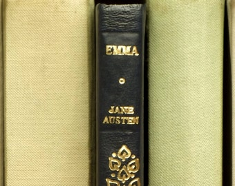 Vintage Emma by Jane Austen book