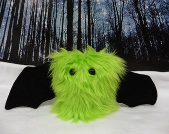 Blaze The Scrappy Bat Stuffed Animal, Plush