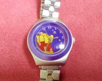Winnie the Pooh watch womens watch Disney Wrist Watch