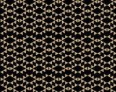 Swaddle /// Gold Aztec /// Organic Cotton Knit Swaddle Blanket