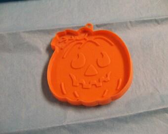 PUMPKIN Cookie CUTTER, Halloween, Jack o Lantern, by Hallmark, Vintage, Make Halloween Cut out Cookie Treats