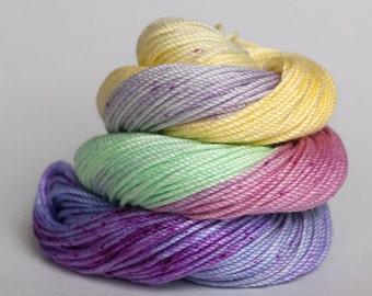 Size 10, hand dyed tatting thread / crochet cotton