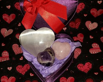 Heart and Soul Crystals