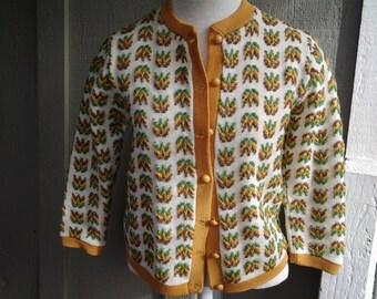 NERD   ///   Wool 50s Cardigan