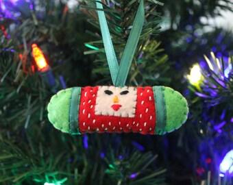 Katamari Damacy Ornament- Strawberry Lane