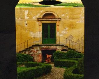 Tissue Box Cover Il Giardino