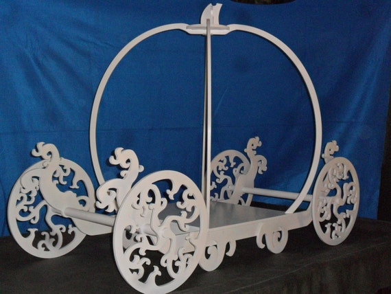 Diy Carriage Cake Stand