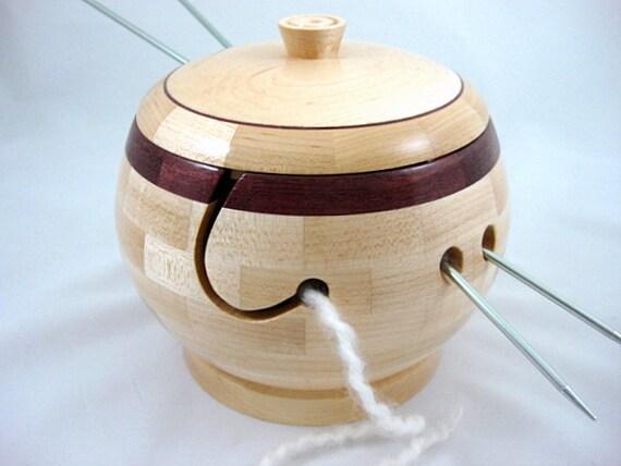 Segmented Wooden Bowl Turning