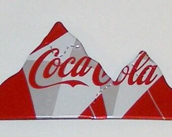 MOUNTAIN Magnet - COCA-COLA Soda Can