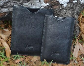 Leather Ereader case sleeve