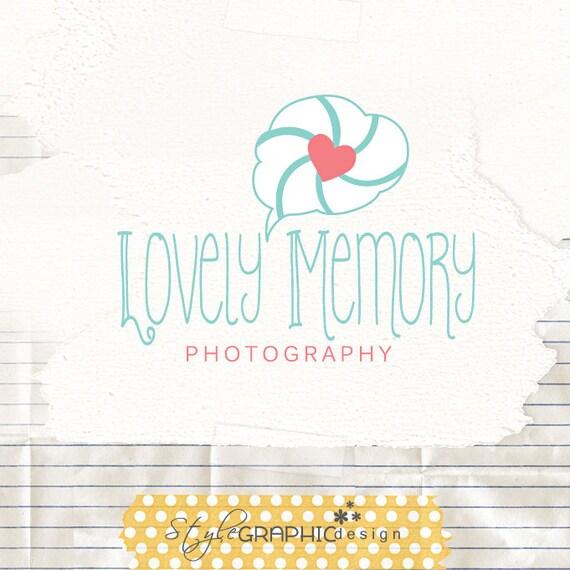 Photography logo design - photography logos branding - wedding photography logo - logo and watermark