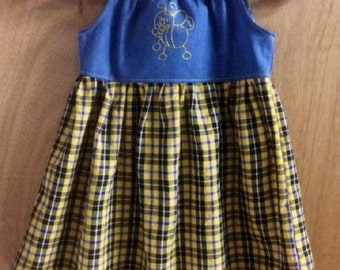 Bumble Bee Dress, size 4t