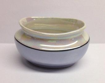 Vintage Sugar Bowl Lusterware CZECHOSLOVAKIA