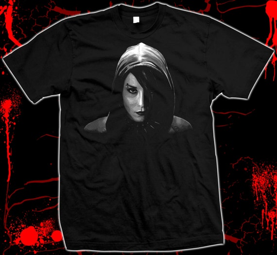 The girl with the dragon tattoo noomi rapace stieg larsson for The girl with the dragon tattoo t shirt