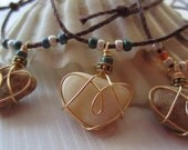 Anklets/Boho/Yoga/Heart/Eco Friendly/Spring Jewelry