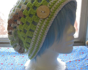 Little Plant Slouchy Hat