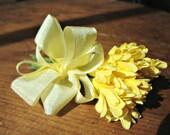 Sunshine Yellow Wildflower Posy