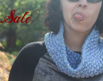 SALE - Seed Stitch Cowls - Multiple Colors