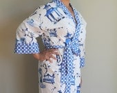 2-Fabric Kimono Tutorial PDF