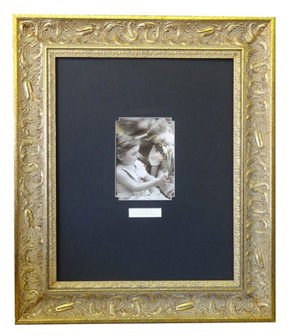 like this item - White Frame With Mat