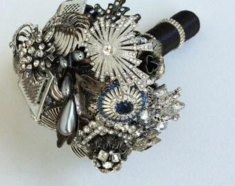 Brooch Bouquet  Boudoir Glam