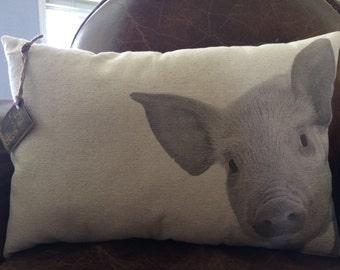 Pig Pillow / Henry