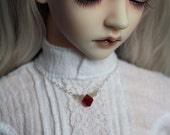 Bloodroot - short necklace for SD & SD+