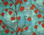 Laura Gunn Lantern Blooms - One Yard